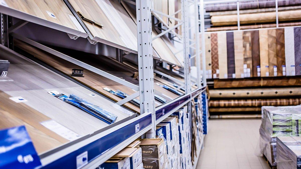 Como organizar o armazenamento de materiais de construção?